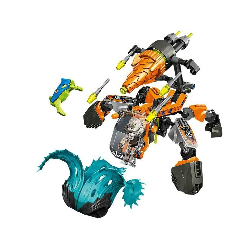 LEGO Hero Factory 44025 - Razicí stroj BULK