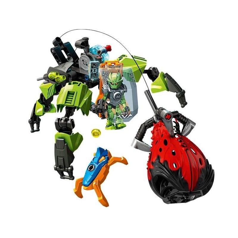 LEGO Hero Factory 44027 - Bleší stroj BREEZ