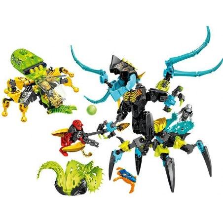 LEGO Hero Factory 44029 - KRÁLOVNA MONSTER versus FURNO, EVO a STORMER
