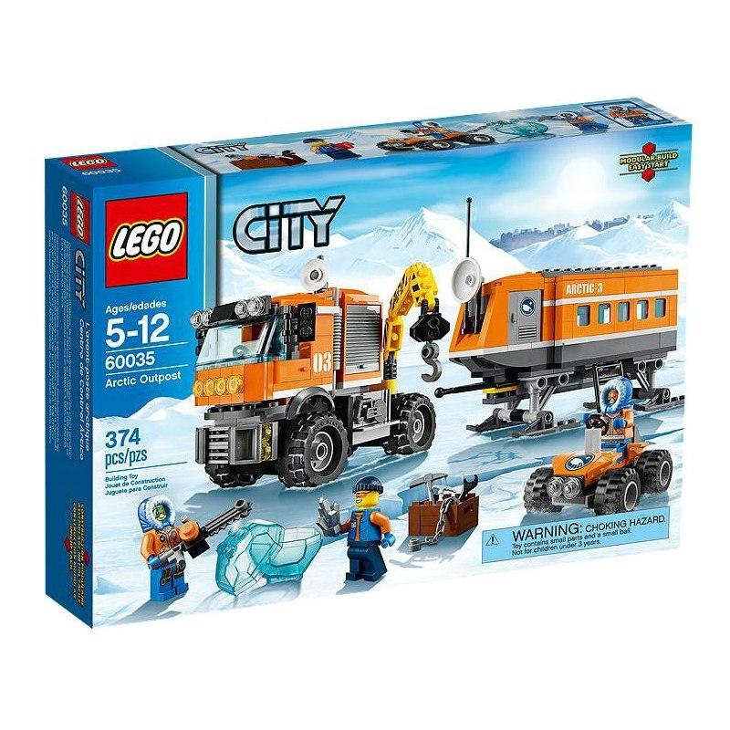 LEGO City 60035 - Polární hlídka