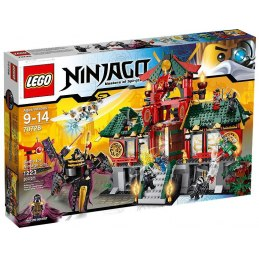 LEGO Ninjago 70728 - Bitva o Ninjago City