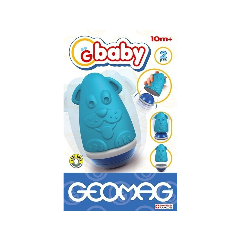 Geomag Baby Roly - Poly Pes