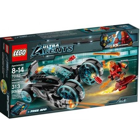 LEGO Ultra Agents 70162 - Pekelné přepadení