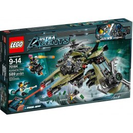 LEGO Ultra Agents 70164 - Úder hurikánu