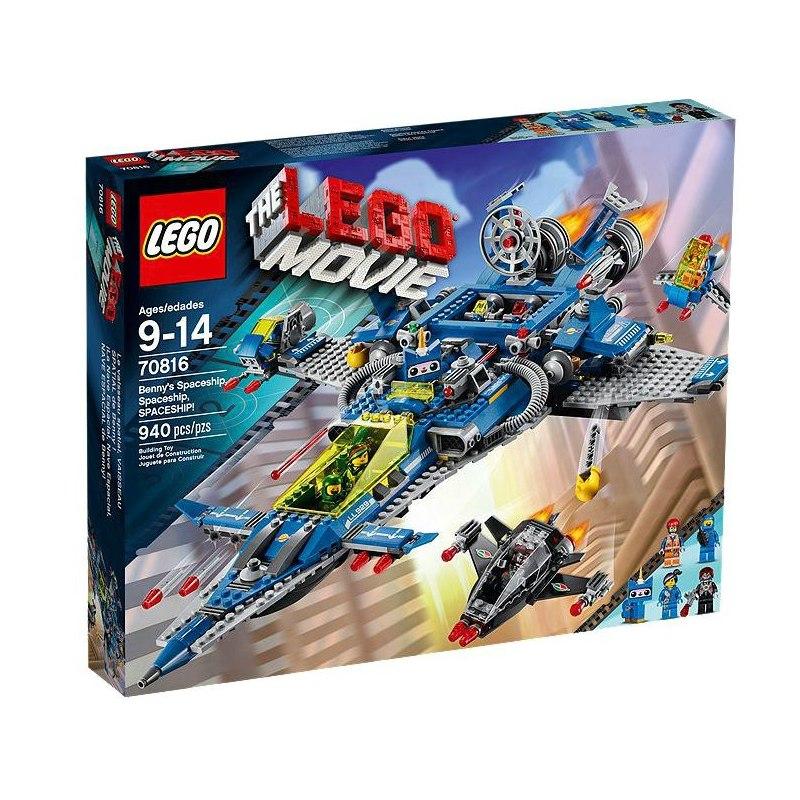 LEGO Movie 70816 - Bennyho vesmírná loď