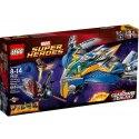 LEGO Super Heroes 76021 - Záchrana vesmírné lodi Milano