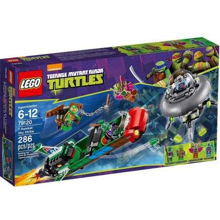 LEGO Želvy Ninja 79120 - T-Rawketův úder do nebes