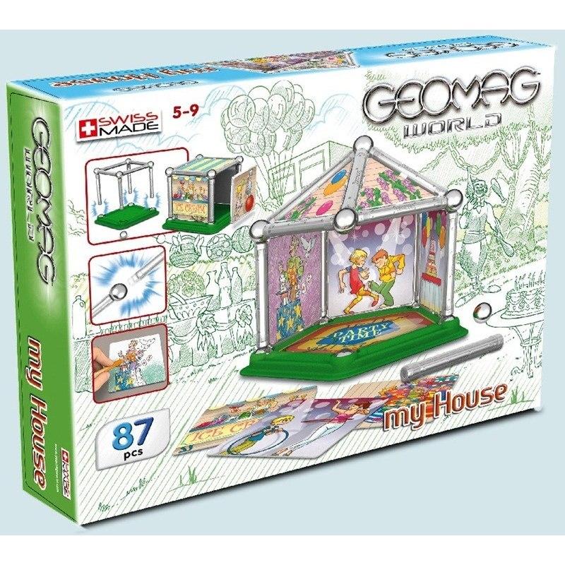 Geomag Mini House - Dům