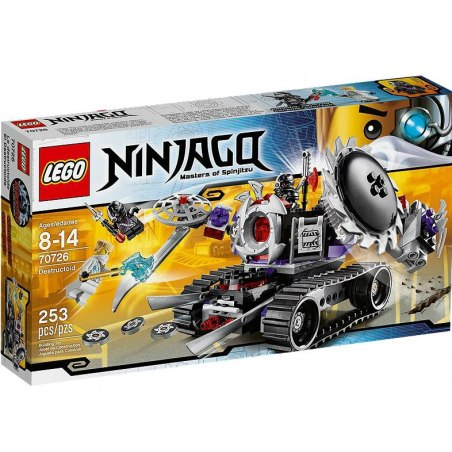 LEGO Ninjago 70726 - Destructoid