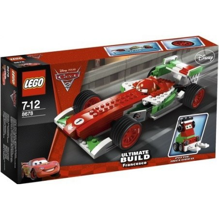 LEGO Cars 8678 - Francesco senzační model