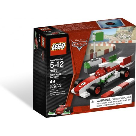 LEGO Cars 9478 - Francesco Bernoulli