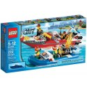 LEGO CITY 60005 - Hasičský člun