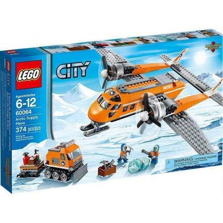 LEGO City 60064 - Zásobovací letoun