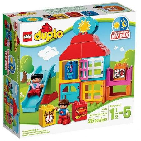 LEGO DUPLO 10616 Můj první domeček na hraní