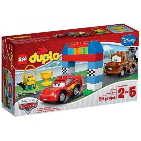 LEGO DUPLO 10600 Disney Pixar Cars – Klasický závod