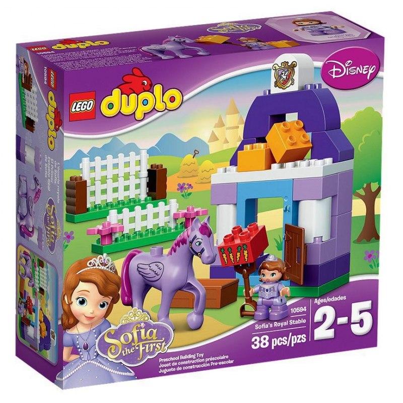LEGO DUPLO 10594 Princezna Sofie I. – Královské stáje