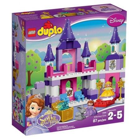 LEGO DUPLO 10595 Princezna Sofie I. – Královský hrad