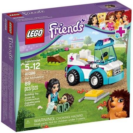 LEGO Friends 41086 Veterinární sanitka