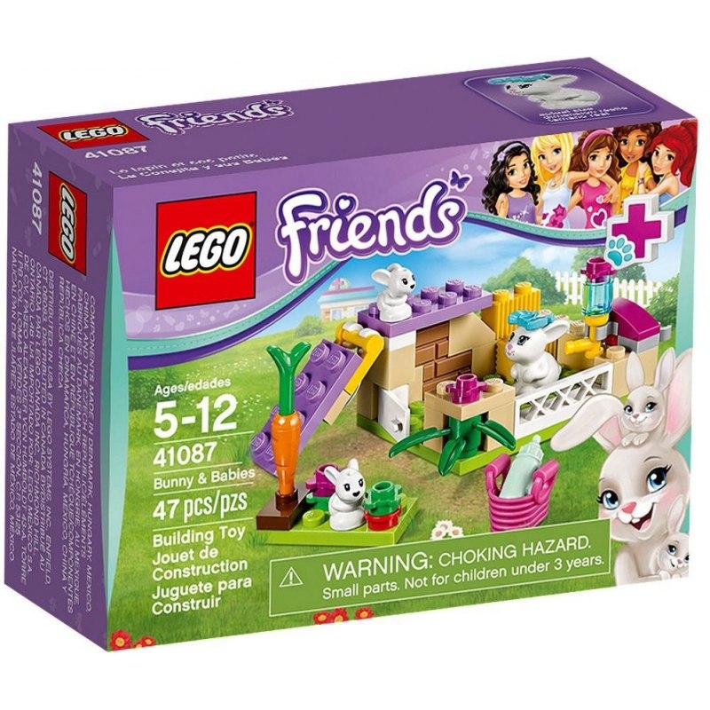 LEGO Friends 41087 Králíček smláďaty