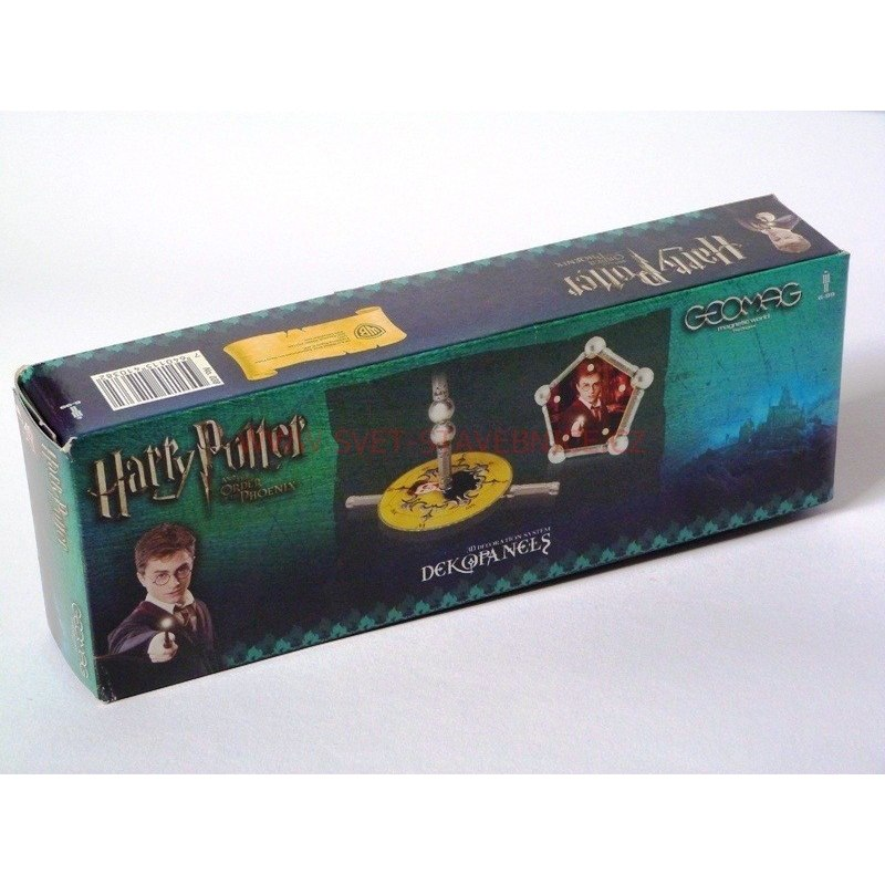 Geomag Deko Harry Potter MINI