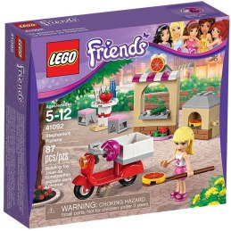 LEGO Friends 41092 Pizzerie Stephanie