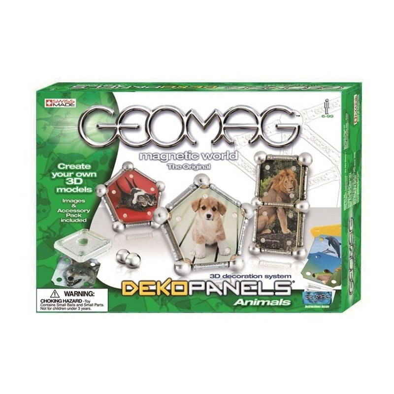 Geomag Deko Mini Animals