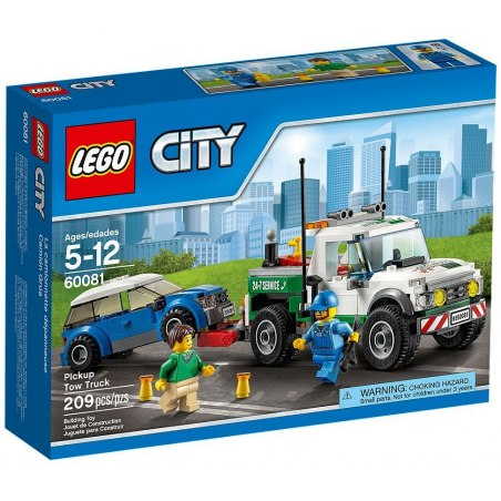 LEGO City 60081 Odtahový pick-up