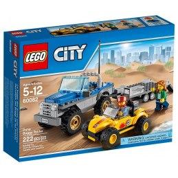 LEGO City 60082 Přívěs pro buginu do dun