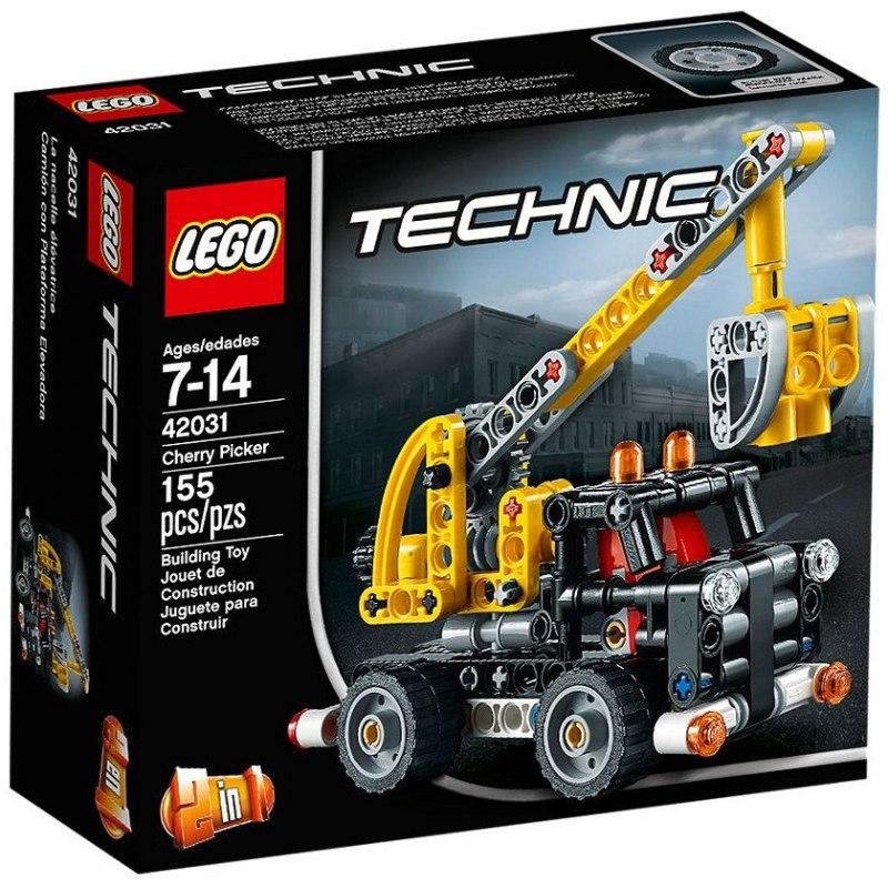 LEGO Technic 42031 Pracovní plošina