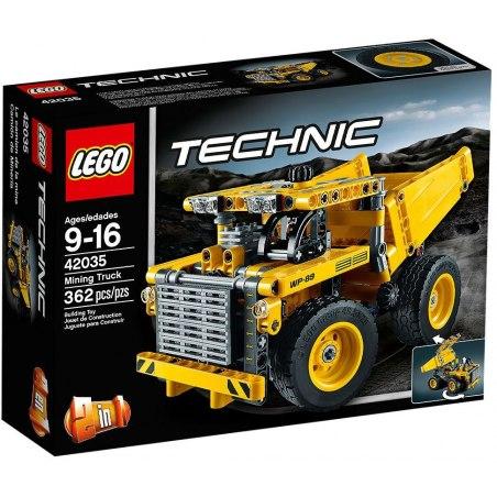 LEGO Technic 42035 Důlní náklaďák