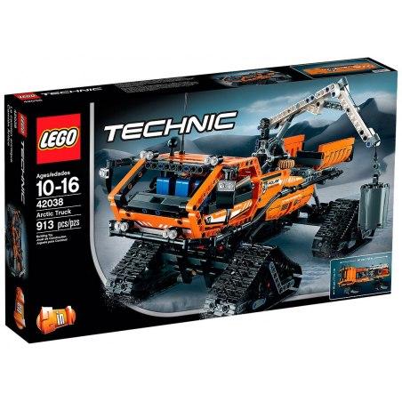 LEGO Technic 42038 Polární pásák