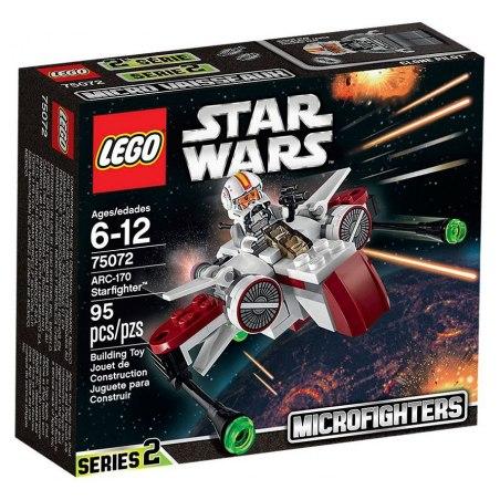LEGO Star Wars 75072 Hvězdná stíhačka ARC-170