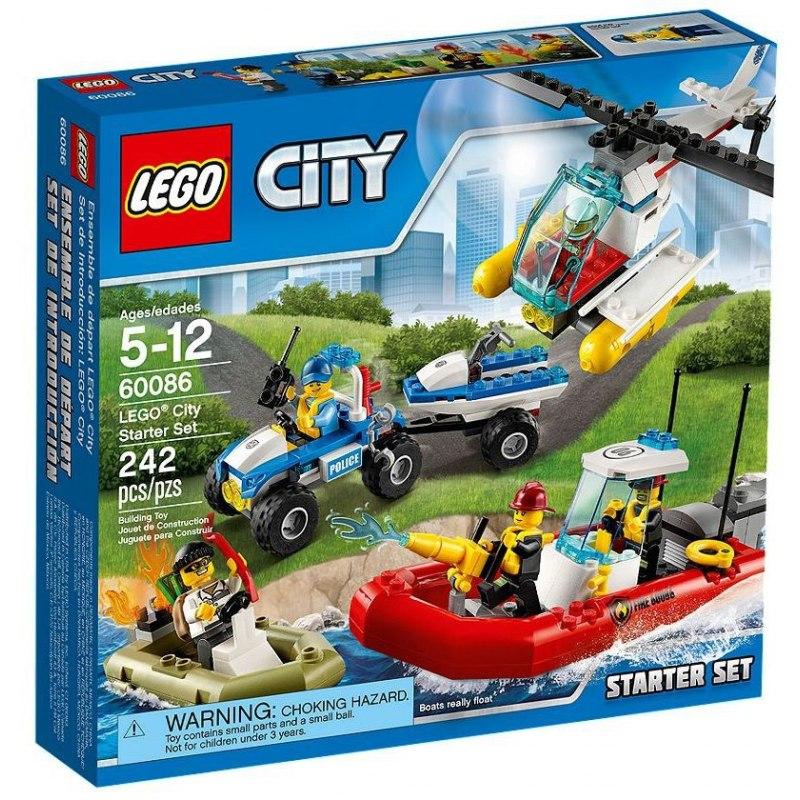 LEGO City 60086 Startovací sada LEGO City