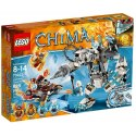 LEGO Chima 70223 Icebitův drapák