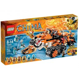 LEGO Chima 70224 Mobilní velitelství tygrů