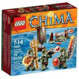 LEGO Chima 70231 Smečka kmene Krokodýlů