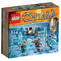 LEGO Chima 70232 Smečka kmene Šavlozubých tygrů