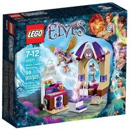LEGO Elfové 41071 Aira a její tvůrčí dílna