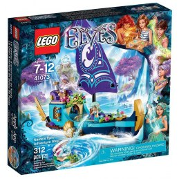 LEGO Elfové 41073 Naidina loď pro velká dobrodružství