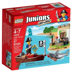 LEGO Juniors 10679 Pirátský hon za pokladem