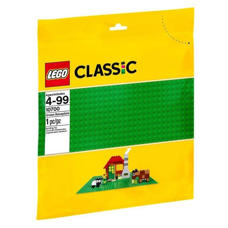 LEGO Classic 10700 Podložka zelená