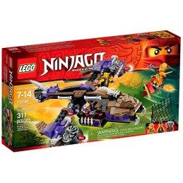 LEGO Ninjago 70746 Útok Condraiovy helikoptéry