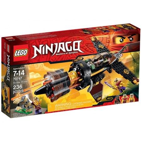 LEGO Ninjago 70747 Odstřelovač balvanů