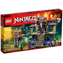 LEGO Ninjago 70749 Vstup do Hadího chrámu