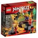 LEGO Ninjago 70753 Lávové vodopády