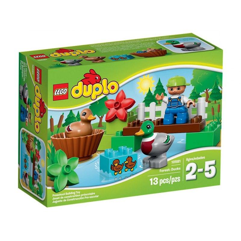 LEGO DUPLO Ville 10581 Divoké kachny