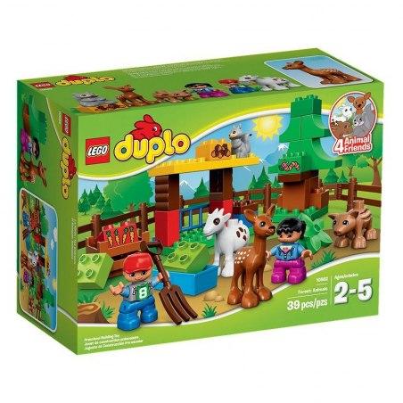 LEGO DUPLO Ville 10582 Lesní zvířátka