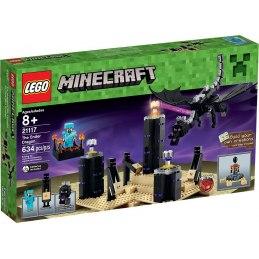 LEGO Minecraft 21117 - Drak Ender