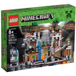 LEGO Minecraft 21118 - Důl