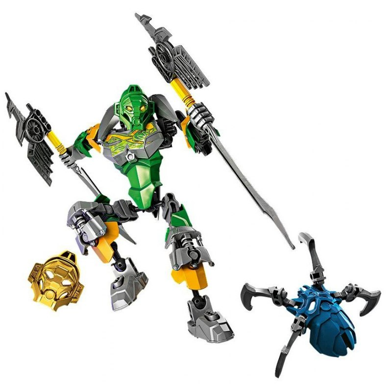 LEGO Bionicle 70784 - Lewa - Pán džungle
